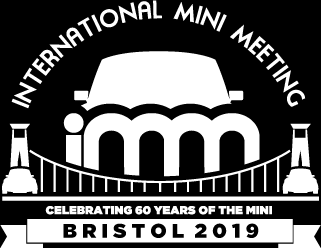 The International Mini Meeting comes to Bristol in 2019. The IMM will be in Bristol from August 8th to August 12th