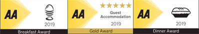 AA awards 5 star gold award to Old Church Farm for second year