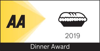 Awarded the AA Dinner Award