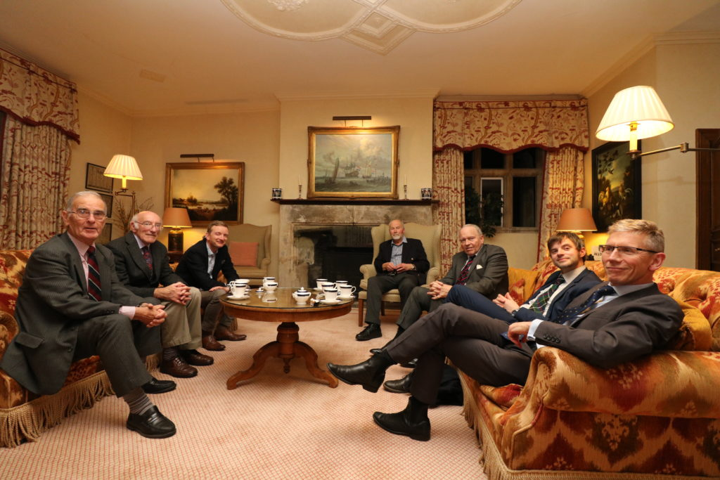 Rolls Royce Heritage Trust Branch President's Evening Annual Dinner