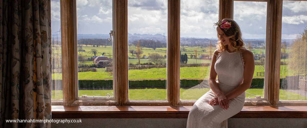 Bridal suite near BRISTOL at Old Church Farm