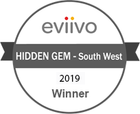 Eviivo Award for Hidden Gem category for the South West region